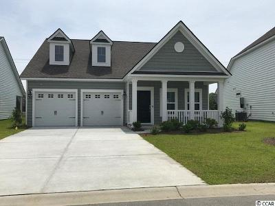 Murrells Inlet Single Family Home For Sale: 625 Cherry Blossom Ln.
