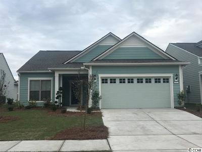 Myrtle Beach Single Family Home Active-Pend. Cntgt. On Financi: 6370 Torino Lane