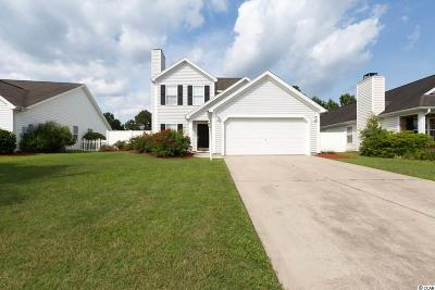 Myrtle Beach Single Family Home For Sale: 4813 Southgate Parkway
