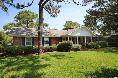 Myrtle Beach Single Family Home For Sale: 5709 Longleaf Drive