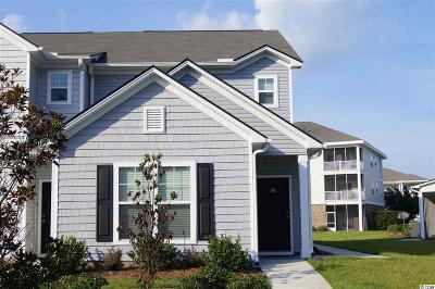 Myrtle Beach Condo/Townhouse For Sale: 302 Castle Drive #302