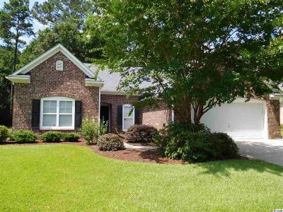 Murrells Inlet Single Family Home For Sale: 45 Winding River Drive