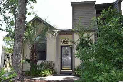 Surfside Beach Condo/Townhouse For Sale: 612 14th Ave S #159