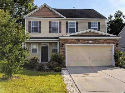 Murrells Inlet Single Family Home For Sale: 245 Golden Oaks Dr.
