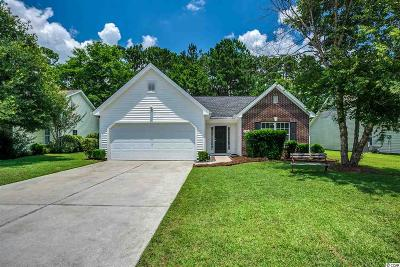 Murrells Inlet Single Family Home For Sale: 4548 Fringetree Dr