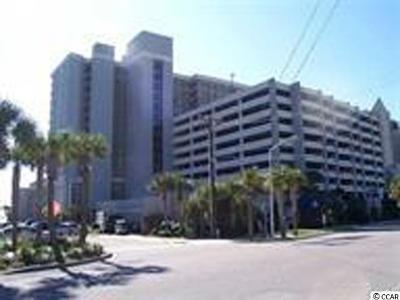 Myrtle Beach Condo/Townhouse For Sale: 7200 N Ocean Blvd #213