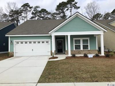 Myrtle Beach Single Family Home For Sale: 2580 Goldfinch Drive