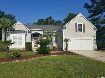 Pawleys Island Single Family Home For Sale: 442 Camden Circle