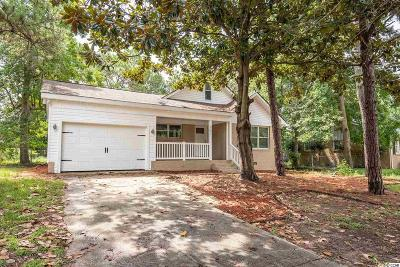 Myrtle Beach Single Family Home For Sale: 6304 Hawthorne Ln