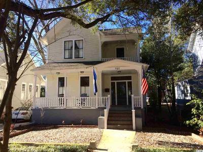 Georgetown Single Family Home For Sale: 727 Prince Street