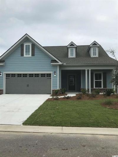 North Myrtle Beach Single Family Home Active-Pend. Cntgt. On Financi: 5046 White Iris Drive