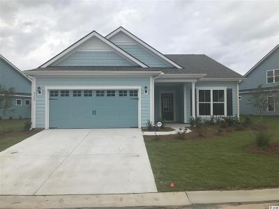 North Myrtle Beach Single Family Home Active-Pend. Cntgt. On Financi: 5100 White Iris Drive