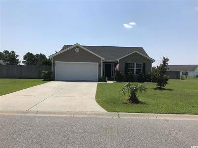 Loris SC Single Family Home For Sale: $172,900