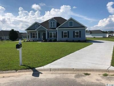 Conway Single Family Home Active-Pend. Cntgt. On Financi: 212 Marley Ct