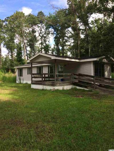 Conway Single Family Home Active-Pending Sale - Cash Ter: 7316 Pauley Swamp Rd.