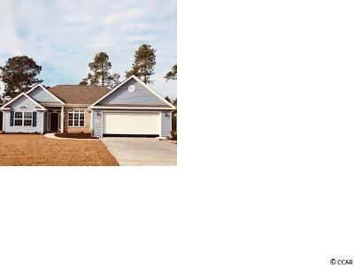 Myrtle Beach Single Family Home Active-Pend. Cntgt. On Financi: 264 Turning Pines Loop