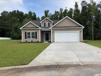 Loris SC Single Family Home Active-Pend. Cntgt. On Financi: $166,586