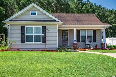 Conway Single Family Home For Sale: 133 Bancroft Drive