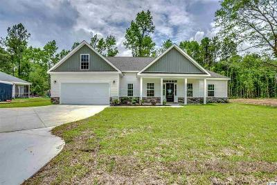 Conway Single Family Home For Sale: 5625 Bear Bluff Rd.