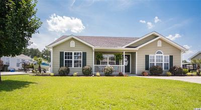 Conway SC Single Family Home For Sale: $144,900