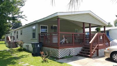 Murrells Inlet Single Family Home For Sale: 10 Poolside Drive