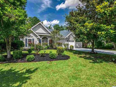 Murrells Inlet Single Family Home For Sale: 9636 Indigo Creek Blvd
