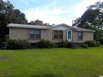 Conway SC Single Family Home For Sale: $80,000