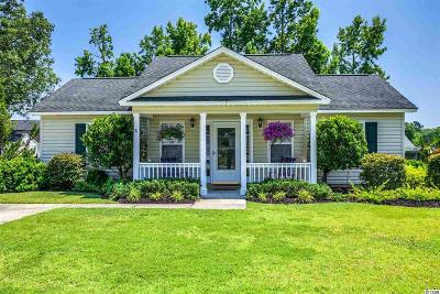 Conway SC Single Family Home For Sale: $139,900