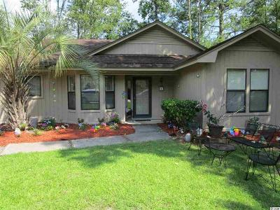 Myrtle Trace Single Family Home For Sale: 122 Hickory Dr.