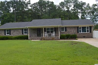 Conway SC Single Family Home For Sale: $325,000