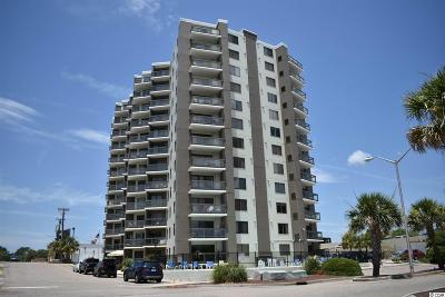 Myrtle Beach Condo/Townhouse For Sale: 400 20th Ave N #906