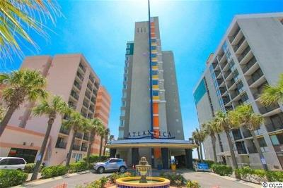 Myrtle Beach SC Condo/Townhouse For Sale: $114,900
