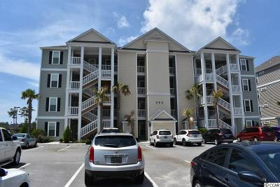 Myrtle Beach SC Condo/Townhouse For Sale: $155,000