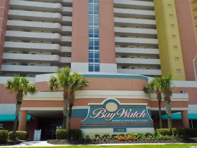 North Myrtle Beach Condo/Townhouse For Sale: 2701 S Ocean Blvd, #1507