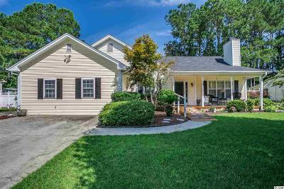 Conway SC Single Family Home For Sale: $245,000
