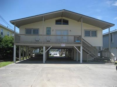 North Myrtle Beach Single Family Home Active-Hold-Don't Show: 333 51st Ave. North