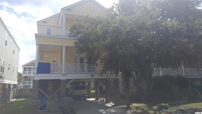 Surfside Beach Single Family Home For Sale: 117 #b N 15th Ave.