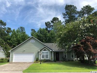 Little River Single Family Home For Sale: 378 Nature Trail