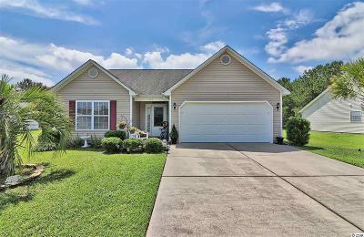 Little River Single Family Home For Sale: 209 Garnet Rd