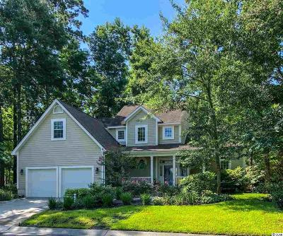 North Myrtle Beach Single Family Home For Sale: 4968 S Island Dr