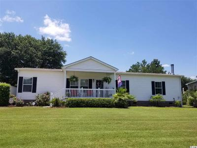 Murrells Inlet Single Family Home Active-Hold-Don't Show: 151 Hawks Nest Circle