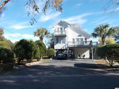 Murrells Inlet Single Family Home For Sale: 3595 Jordan Landing Rd.