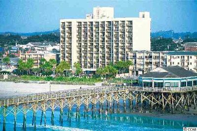 Myrtle Beach Condo/Townhouse For Sale: 1200 N Ocean Blvd. #303