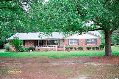 Conway Single Family Home For Sale: 2080 Little Lamb Road