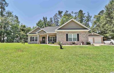 Aynor SC Single Family Home For Sale: $299,900
