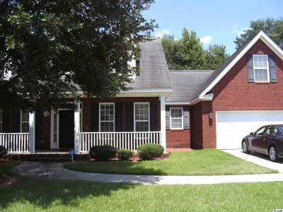 Conway Single Family Home For Sale: 608 Ellis Drive