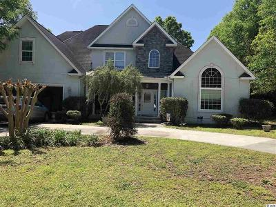 Pawleys Island Single Family Home Active-Pend. Cntgt. On Financi: 1037 Crooked Oak Dr.