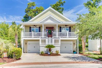 Murrells Inlet Single Family Home For Sale: 154 Summer Wind Loop