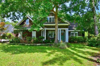 Pawleys Island Single Family Home For Sale: 567 Savannah Drive