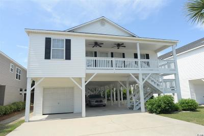 North Myrtle Beach Single Family Home For Sale: 2605 Duffy St.